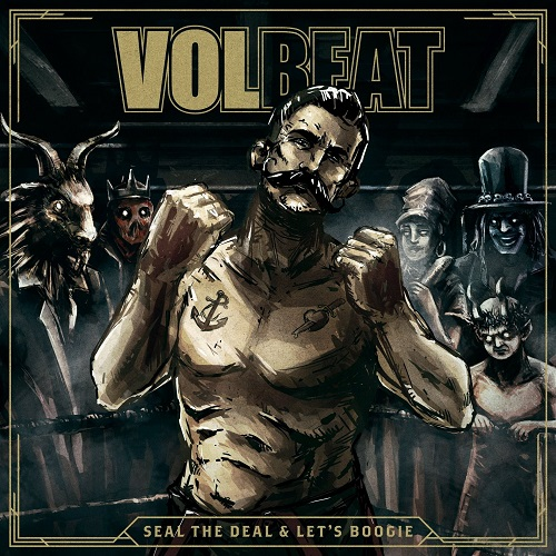 Volbeat - Seal The Deal & Let's Boogie - Cover