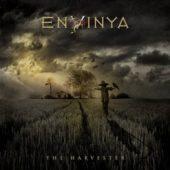 Envinya - The Harvester - CD-Cover