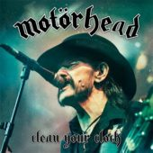 Motörhead - Clean Your Clock - CD-Cover