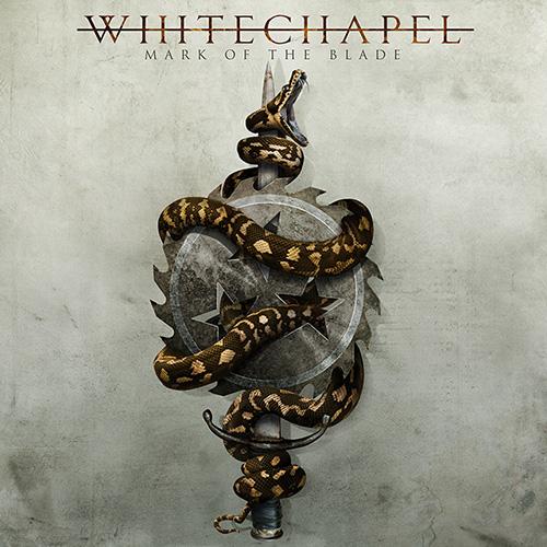 Whitechapel - Mark Of The Blade - Cover