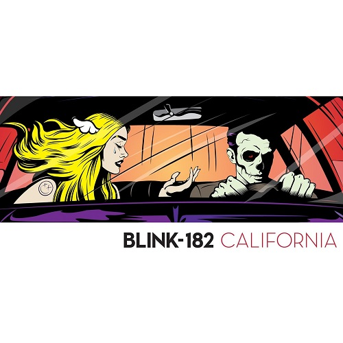 Blink-182 - California - Cover