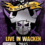 Cover - Mr. Hurley und die Pulveraffen – Live in Wacken 2015 (DVD)