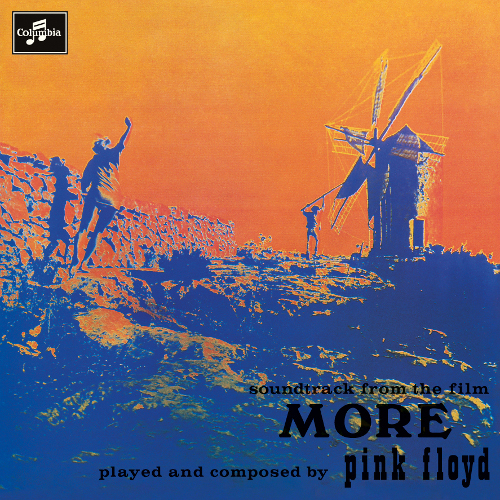 Pink Floyd - Soundtrack From The Film More (Vinyl-Re-Release) - Cover