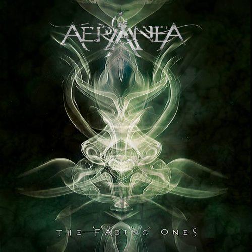Aeranea - The Fallen Ones (EP) - Cover