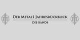 Special Grafik 2012 – Rückblick der Bands