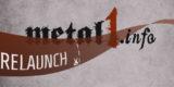 Special Grafik Metal1.info in neuem Gewand – Der Relaunch zum Jubiläum