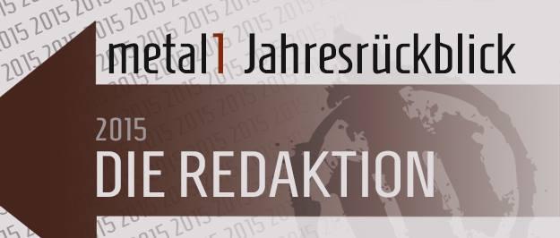 Rückblick Redaktion 2015