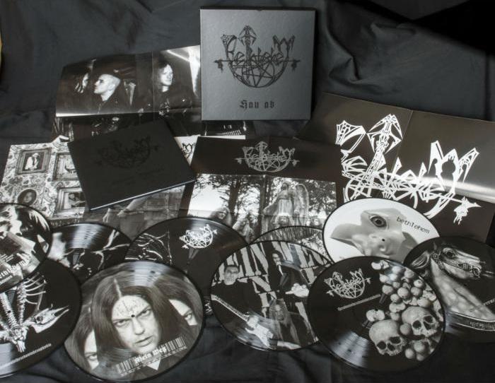 Bethlehem - LP Box