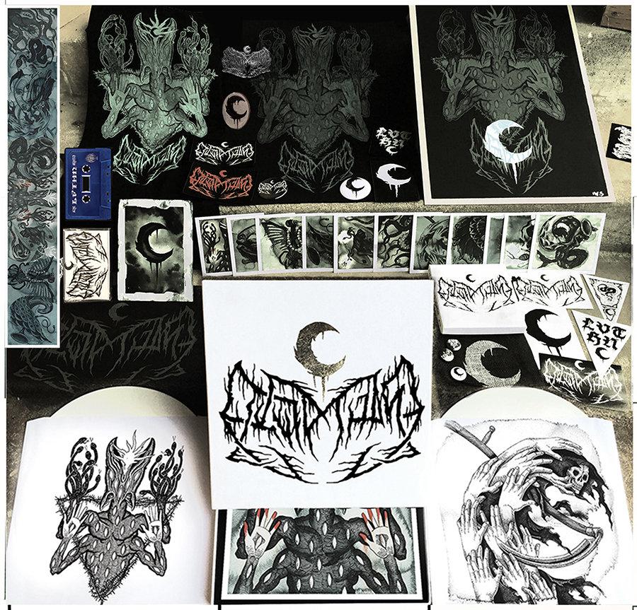 Leviathan - LP Box