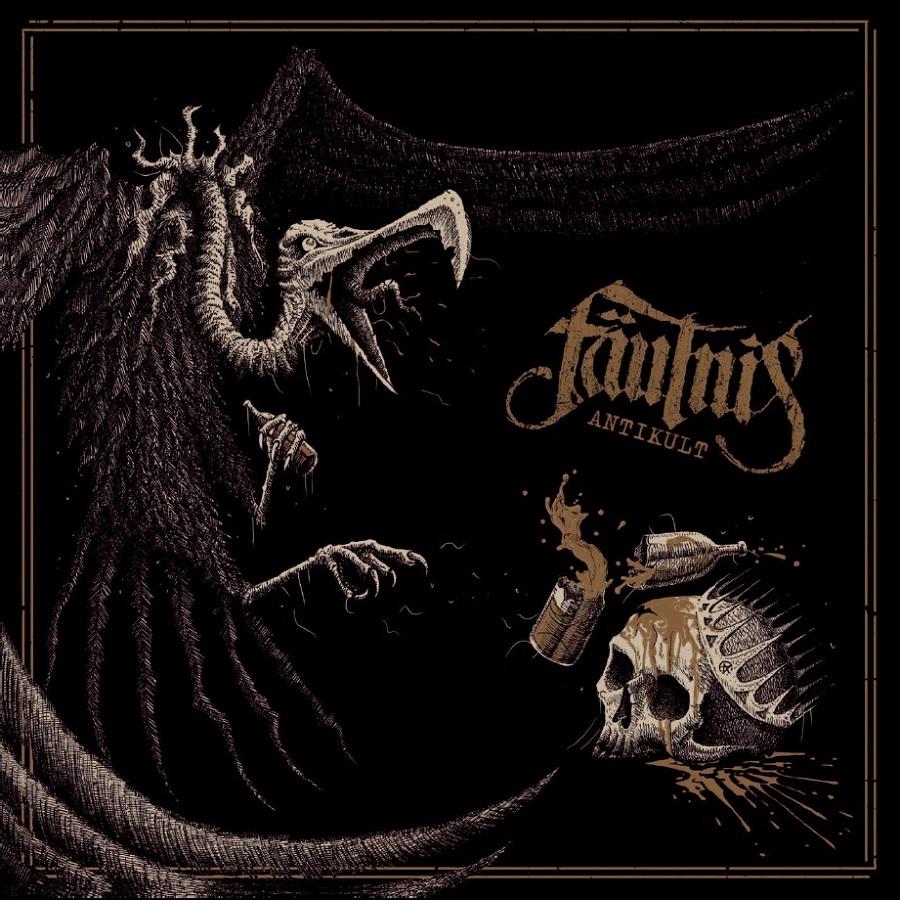 Fäulnis - Antikult (Cover groß)